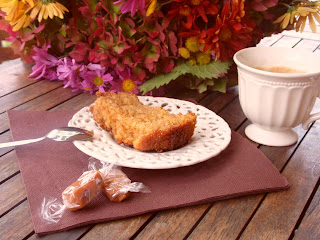 zebraranol cake caramel beurre salé
