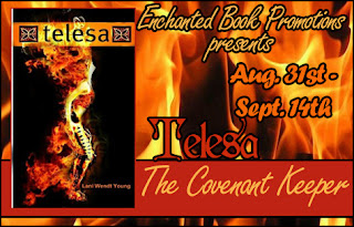 ~Guest Post~ Telesa-The Covenant Keeper by Lani Wendt Young
