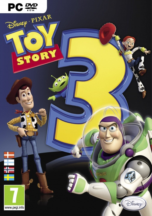 Toy 3 Games : Download toy story pc game full version for free