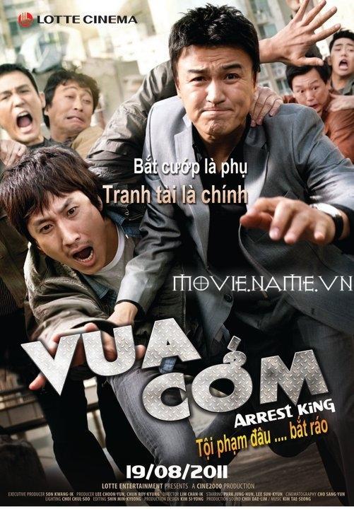 Vua Cớm 2011 - Arrest King (thuyết minh)