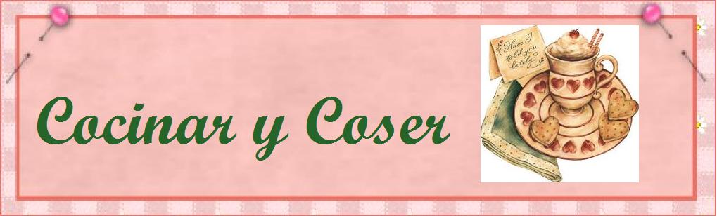 Cocinar y Coser