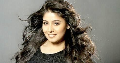 Sunidhi Chauhan Sing Tumhari Pakhi Serial Title