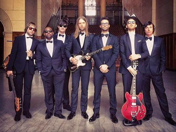 VIDEO KLIP Bila Maroon 5 ceroboh majlis kahwin rakam video muzik