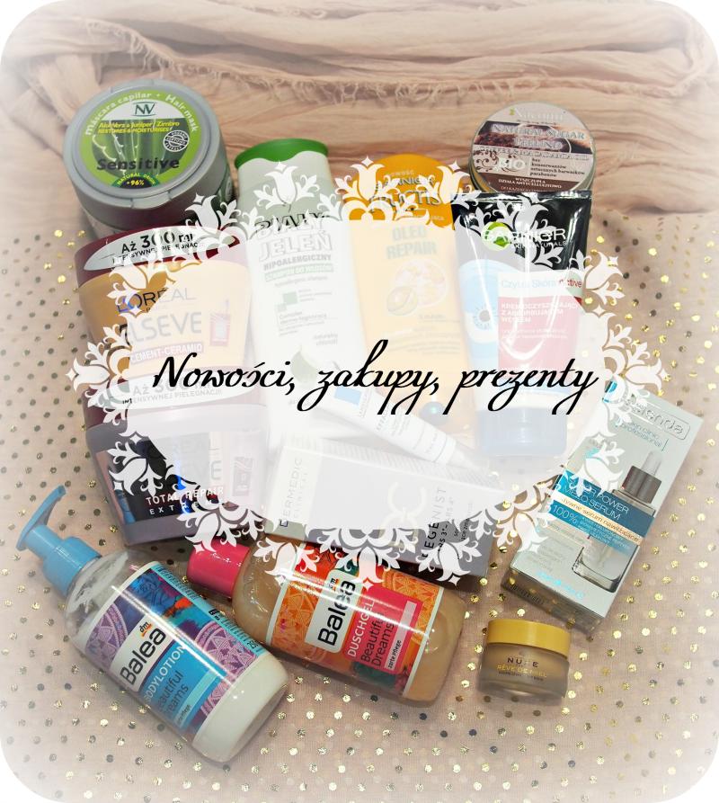 Zakupy, nowości, prezenty: SuperPharm, Hebe, Natura, DM