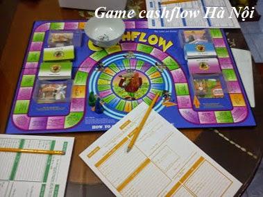 Game cashflow Hà Nội