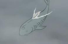 Chōjū Giga (超獣偽画) Ikan