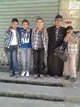 Menyambut Hari Raya Aidil Fitri Bersama Kanak-Kanak Arab,2012