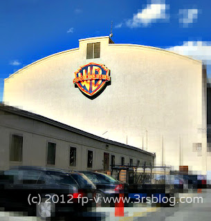 Warner Bros. Studios Stage 16, world's tallest soundstage