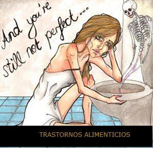 TRASTORNOS DE ALIMENTACIÓN.