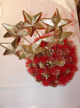 Bola decorativa - Natal