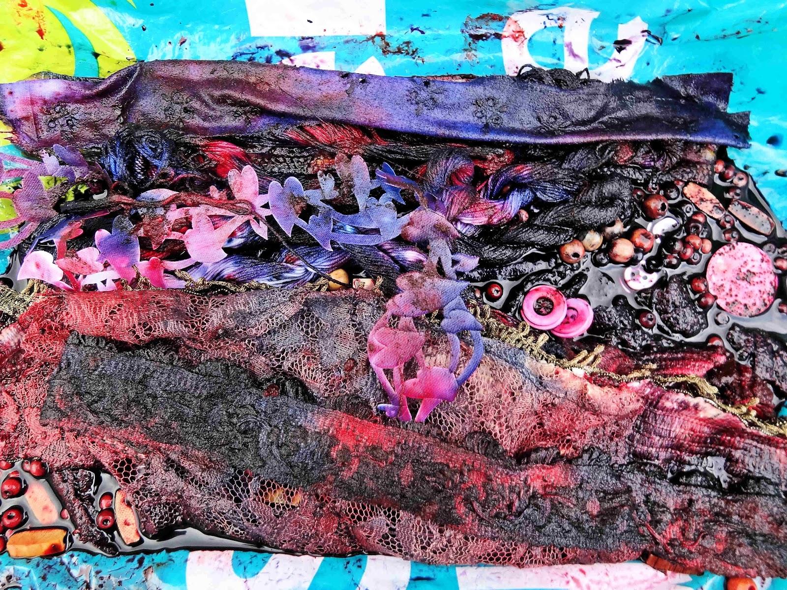 Anki art, de kunst van eenvoud: april 2012