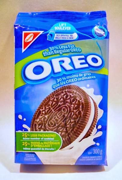 Oreo Package Open