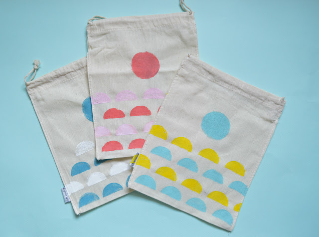 Personalized Favor Bag