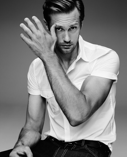 Profile Biodata Alexander Skarsgård Hollywood Actor and His Filmography, Awards and Pictures