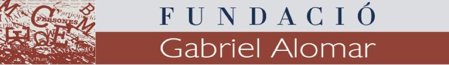 Fundació Gabriel Alomar