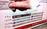 Publicidad Metro corregida por usuarios