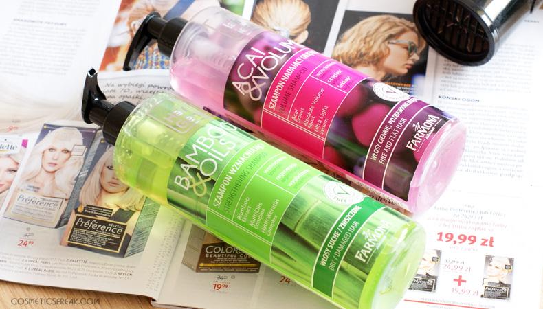 farmona hair genic szampon