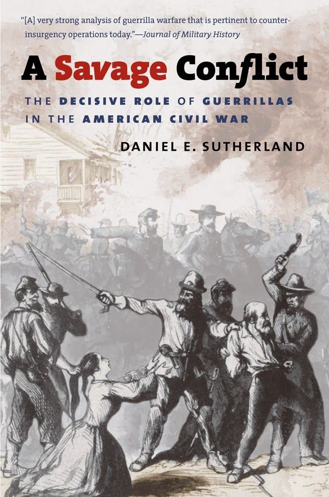 the effects of guerrilla warfare in the civil war Why did the north win the civil war 150 years ago it could be argued that it was the confederates who lost through such grave errors as the backing of a ferocious guerrilla campaign.