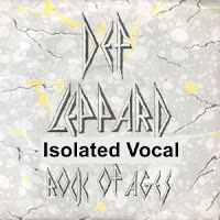 Rock of Ages isolated vocal image