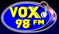 Ouvir a Rádio Vox98 FM 98,1 de Valparaíso de Goiás ao Vivo e Online