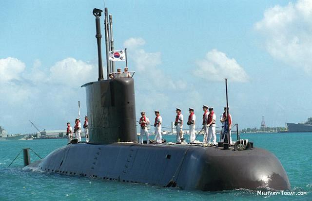 Kapal Selam Chang Bogo Class yang akan dibangun PT.PAL