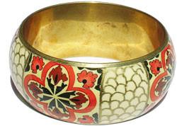 bohemian bracelet, Wild Dill, fair trade