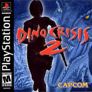 Free Download games Dino Crisis 2 PS1 For PC Full Version