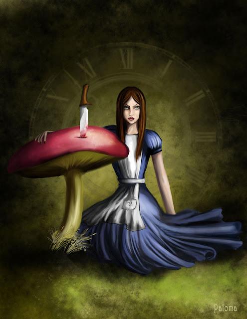 American Mcgee Alice por palomi