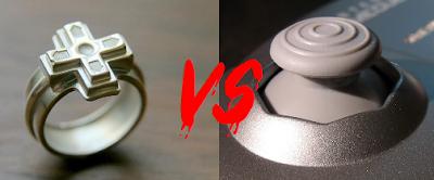 D pad vs Analog Stick