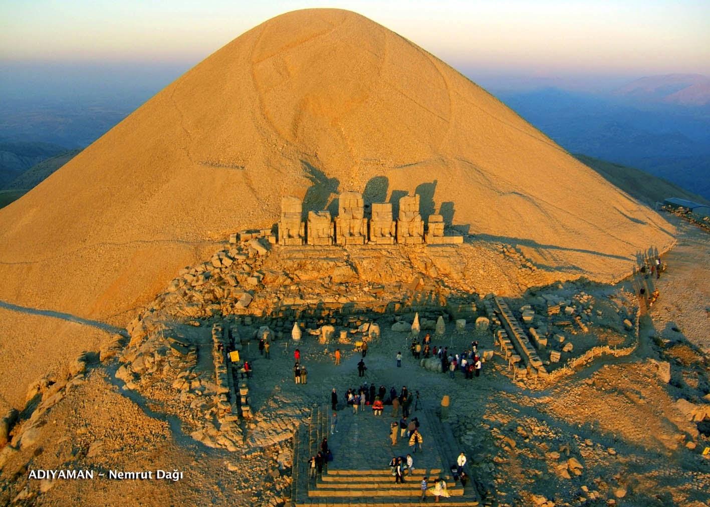 Nemrut Dağı Adıyaman Tatil Rehberi