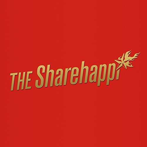 [Single] THE Sharehappi – Share The Love (2015.10.15/MP3/RAR)