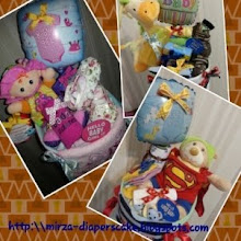 My Passion : Diaperscake & Gift