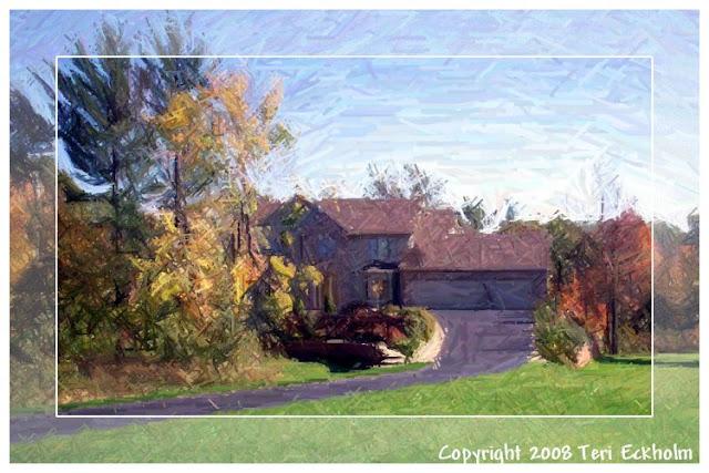 Ham Lake Acreage Home by Teri Eckholm REALTOR