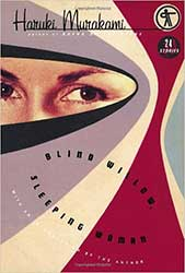 Book Review: Blind Willow Sleeping Woman.
