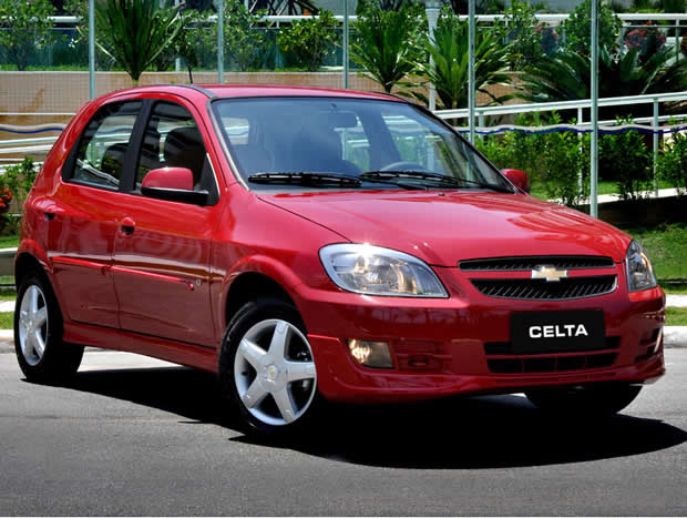 auto novo celta 2013