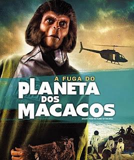 A Fuga do Planeta dos Macacos Dublado