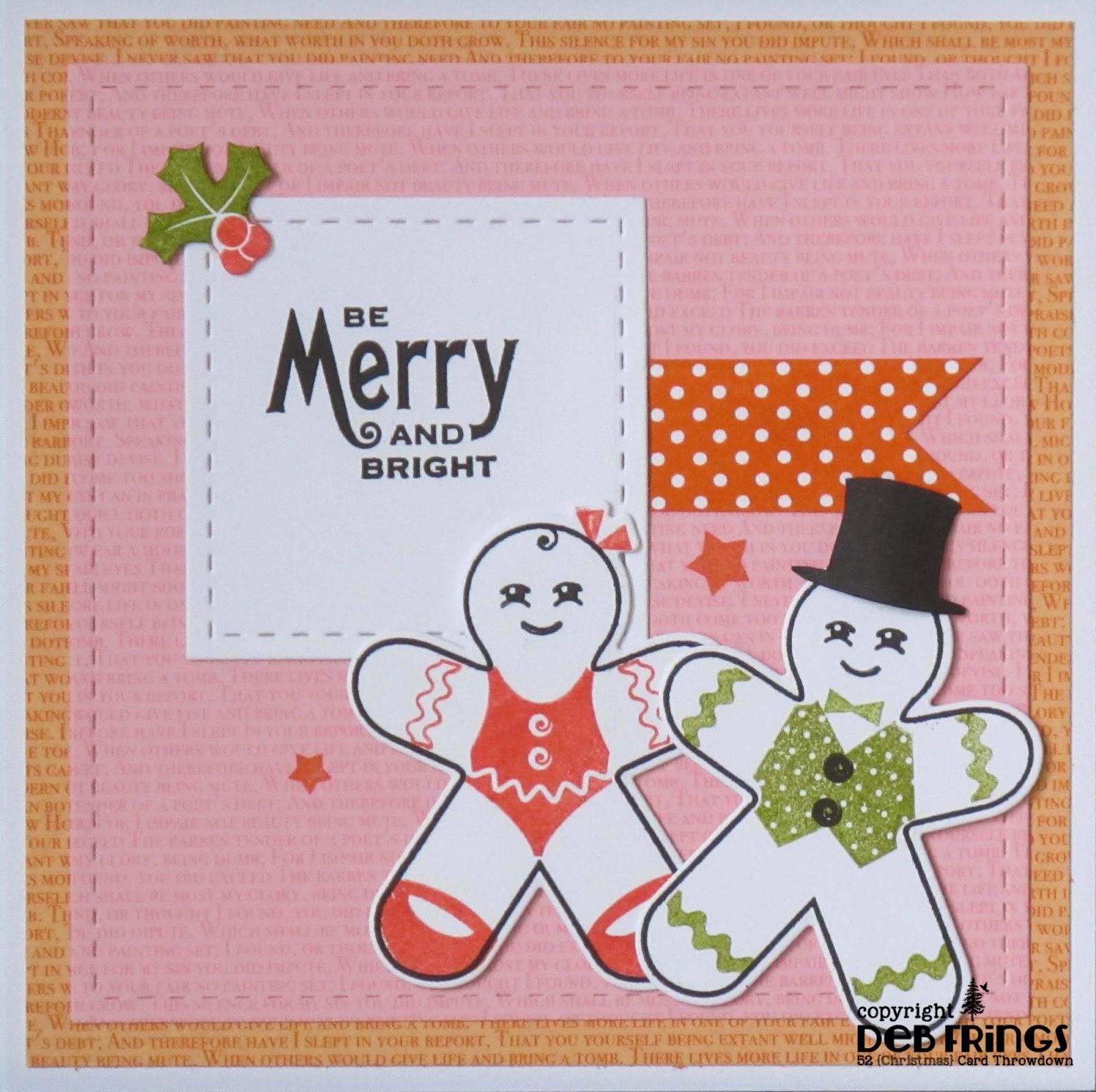 Be Merry - photo by Deborah Frings - Deborah's Gems