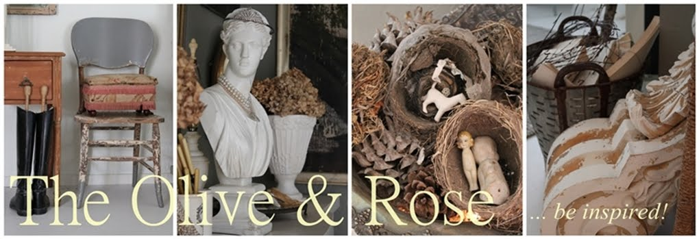 The Olive and Rose