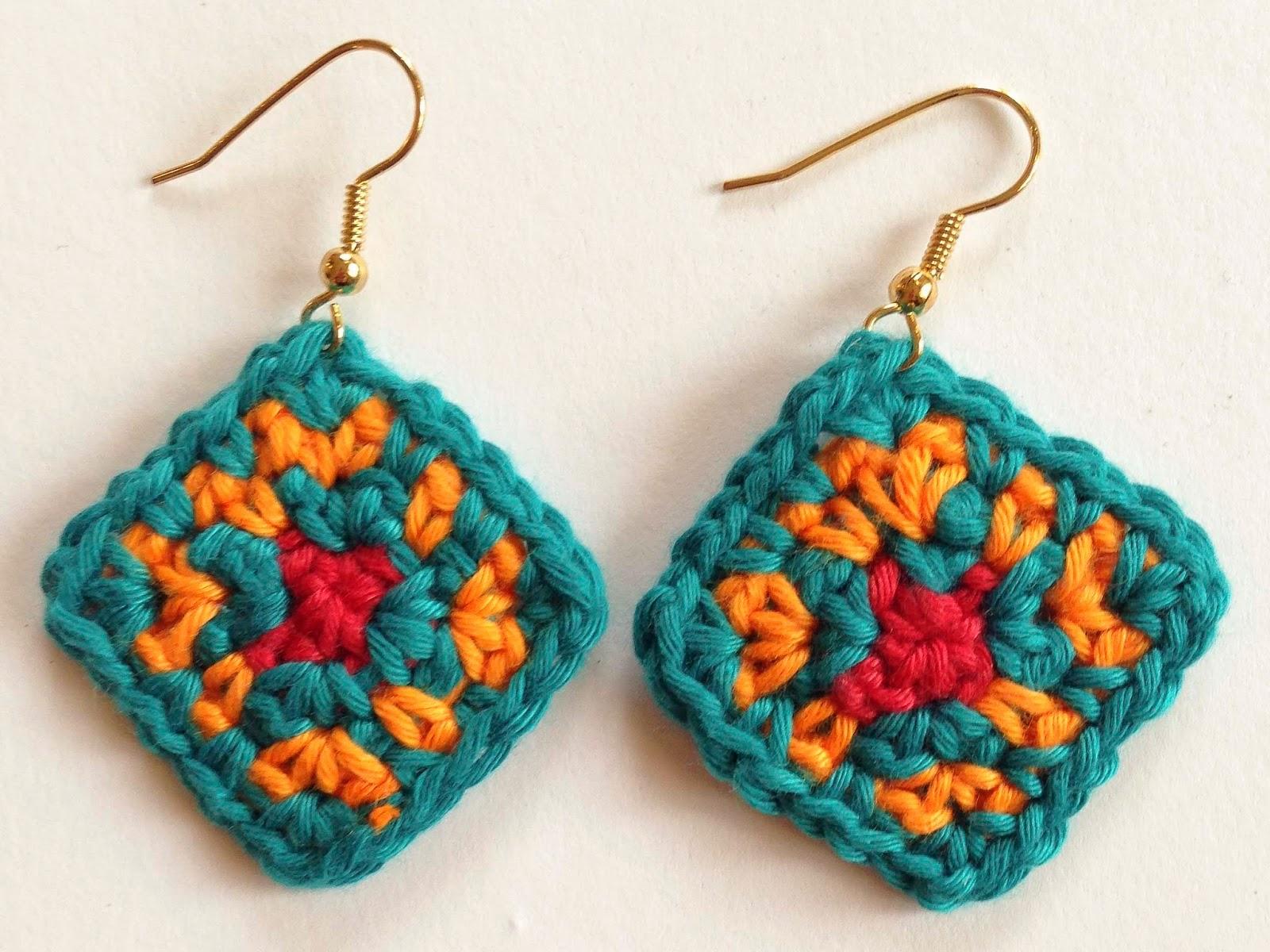 Crochet rockstar free patterns tutorial african earings ccuart Gallery
