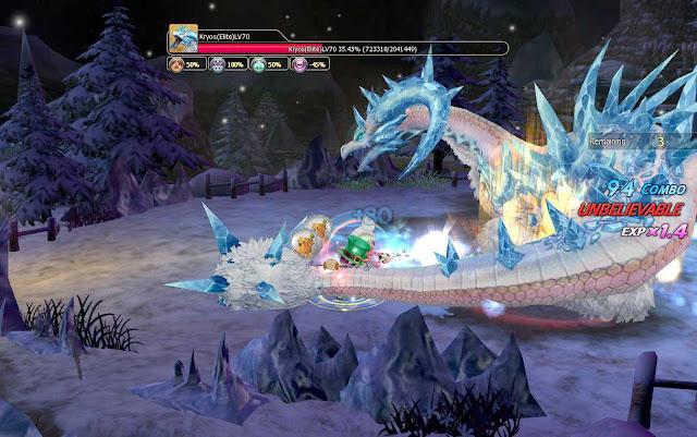 Dragon Saga PC Game Free Download
