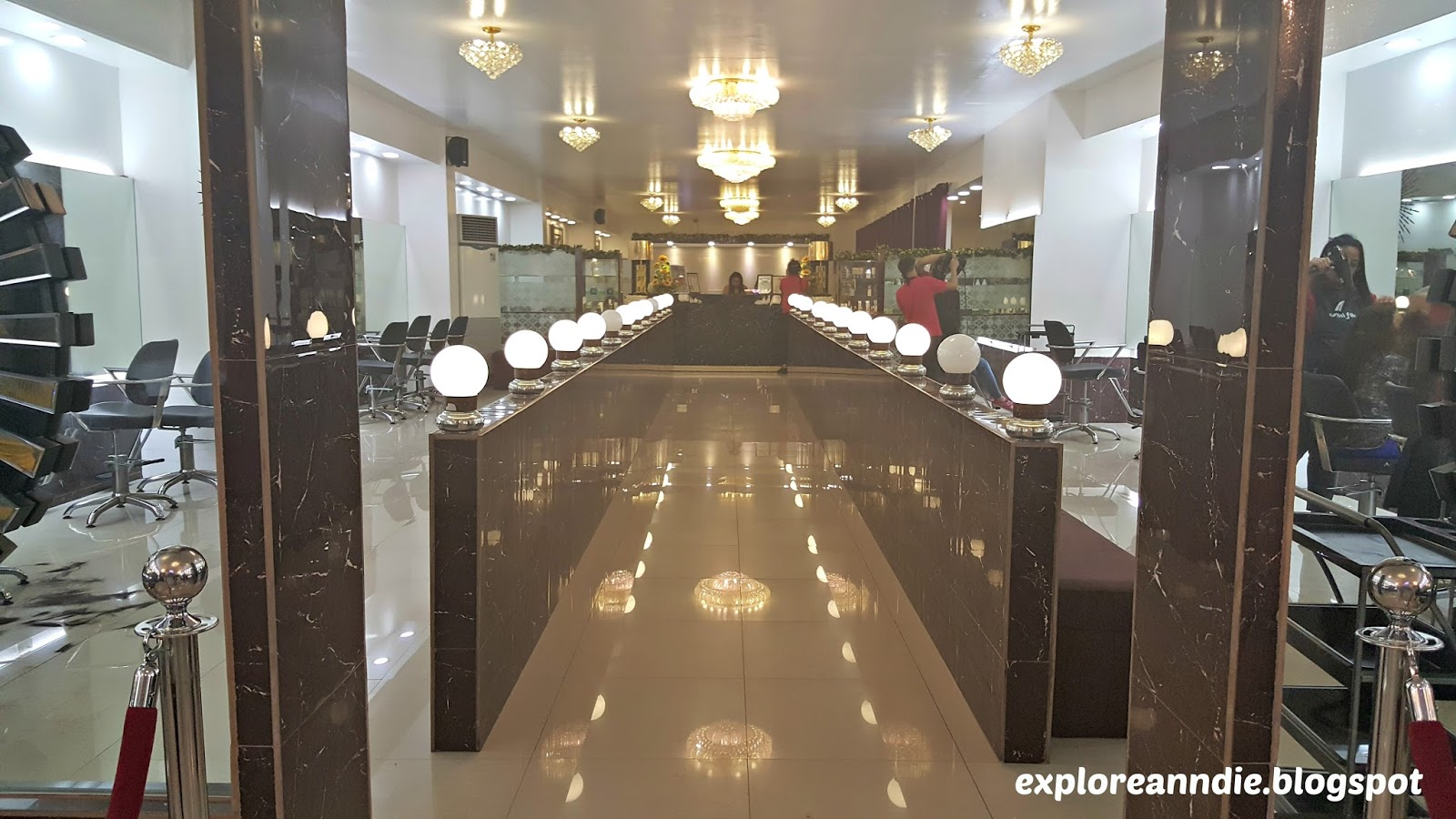 Exploreanndie whole body massage with unlimited buffet for But buffet salon