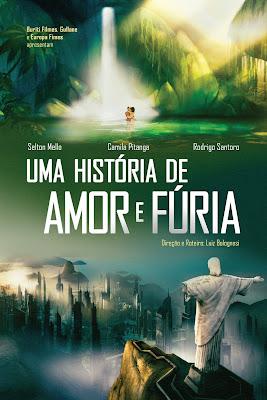 Download Uma História de Amor e Fúria DVDRip
