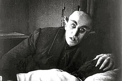 Nosferatu le vampire, de Murnau (1922)