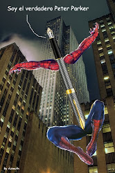 El verdadero Peter Parker
