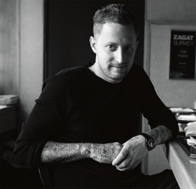 Michael Ovitz partner Michael Voltaggio at Matsuhisa