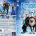 Capa DVD Frozen