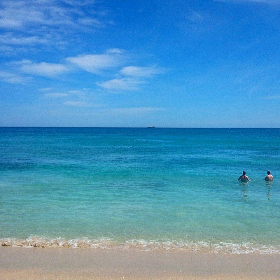 Swanbourne Beach Western Australia