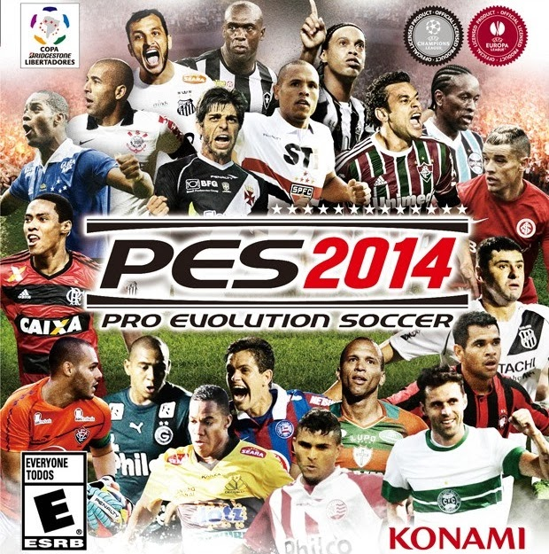 Pro Evolution Soccer 2014 Crack