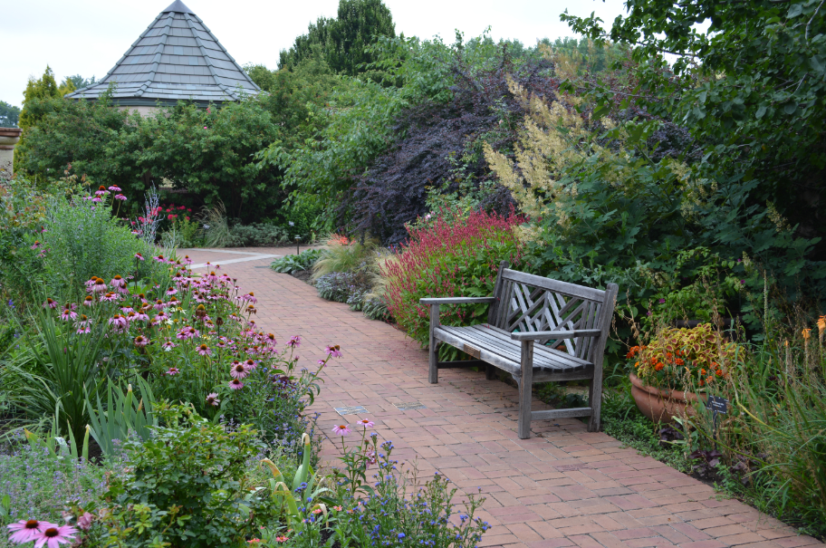 The Closet Historian Denver Botanic Gardens