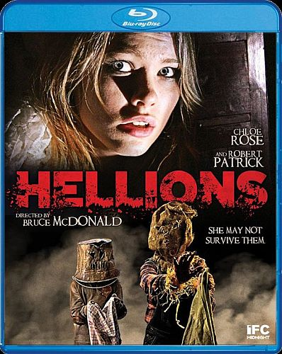 Hellions Blu-ray cover